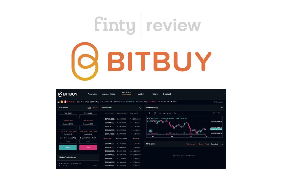 Bitbuy Crypto Review